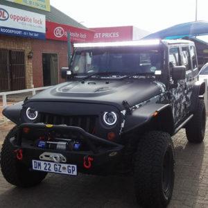 Jeep Grills