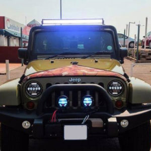 Jeep Exterior Accessories