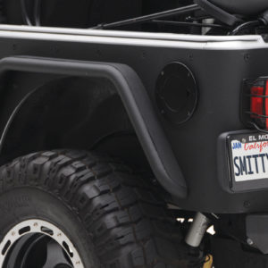 Jeep Flares and steps