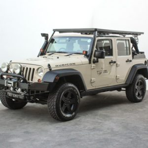 Jeep Front runner